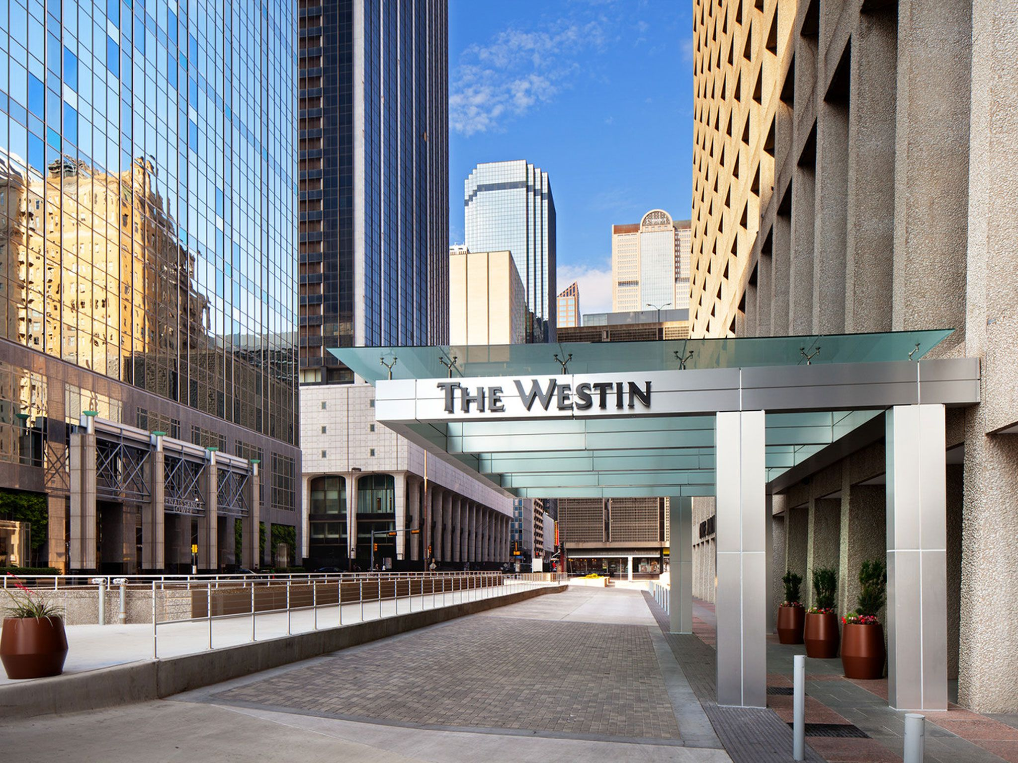hotels in downtown dallas tx